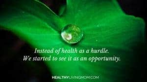 Seeing Health Positively