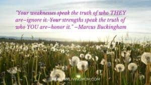 Your Strengths Tell the Truth