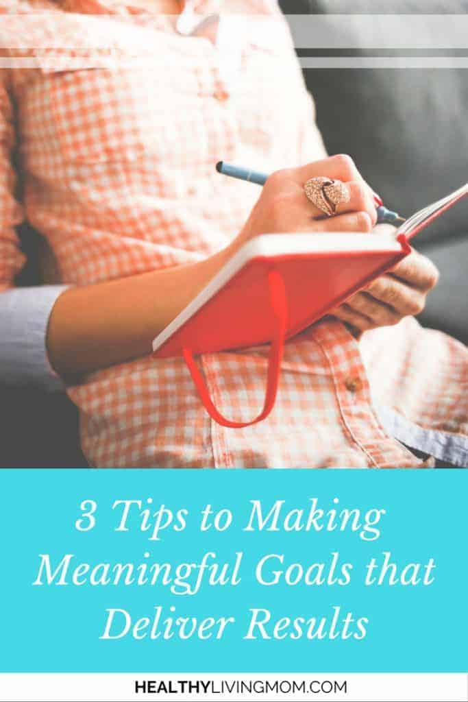 Meaningful Goals are Successful Goals