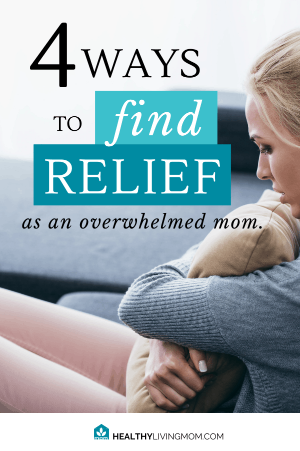 When you're an overwhelmed mom, it feels paralyzing, like it's never going to change. Here's 4 ways that changed me from overwhelmed mom to confident mom.
