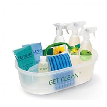 Get Clean   Non Toxic Cleaning   Healthy Home