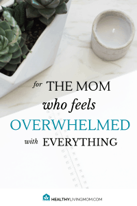 When you're an overwhelmed mom, it's almost paralyzing. Feel like you're treading water? Here's 4 ways you can move from overwhelmed to clear and confident. #overwhelmedmom #thisismotherhood